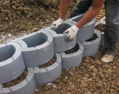 Interuniverzal Čizmić, gradbeništvo in storitve, d.o.o., Podporni zidovi