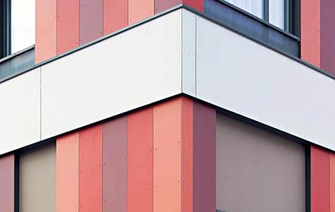 GP Vezaj, d.o.o., Prezračevane fasade