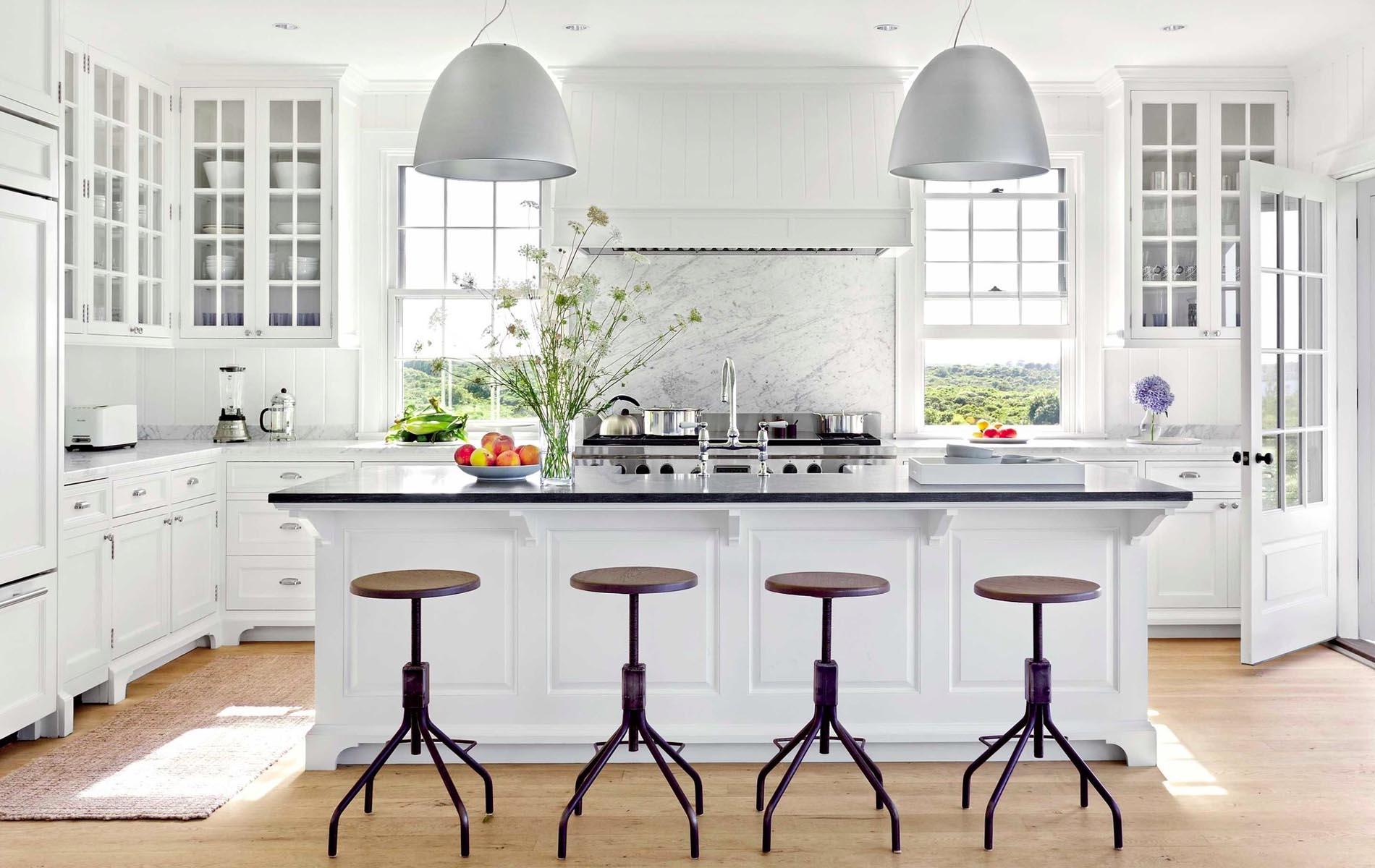 Cena obnova kuhinje mojmojster - Cuisine moderne images architectural digest ...