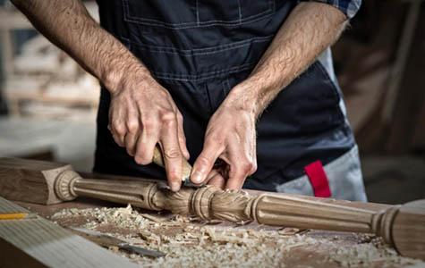 Žaganje lesa, David Muhič, s.p., Restavratorstvo pohištva