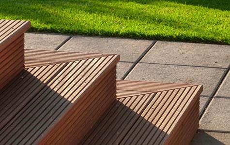 PLANUM podjetje za gradbeništvo, inženiring in druge storitve d.o.o., Lesene terase