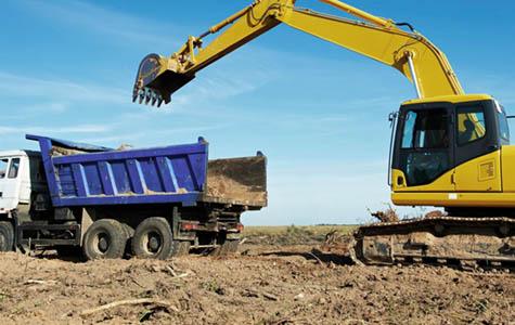 PUMEJ, gradbeništvo, storitve in trgovina, d.o.o., Zemeljska dela