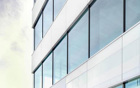 Duja, podjetje za proizvodnjo, storitve in inženiring, d.o.o., Steklene fasade