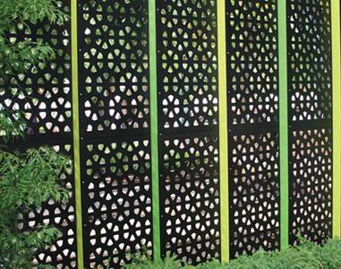 Urejanje okolice MAJCEN Primož Majcen s.p., Panelne ograje