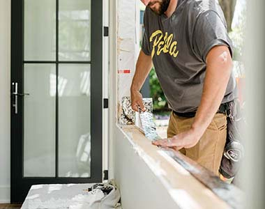Vgrajevanje stavbnega pohištva Stanko Češarek s.p., Popravilo oken, vrat