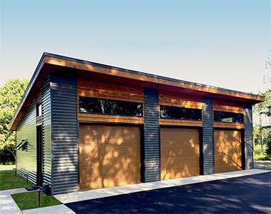 KLEM-COMMERCE d.o.o., Montažne garaže