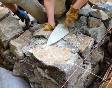 SLO GRADNJE, gradbeništvo, d.o.o., Polaganje kamna