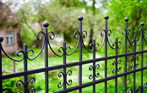 MM PROFIL d.o.o., Kovane ograje