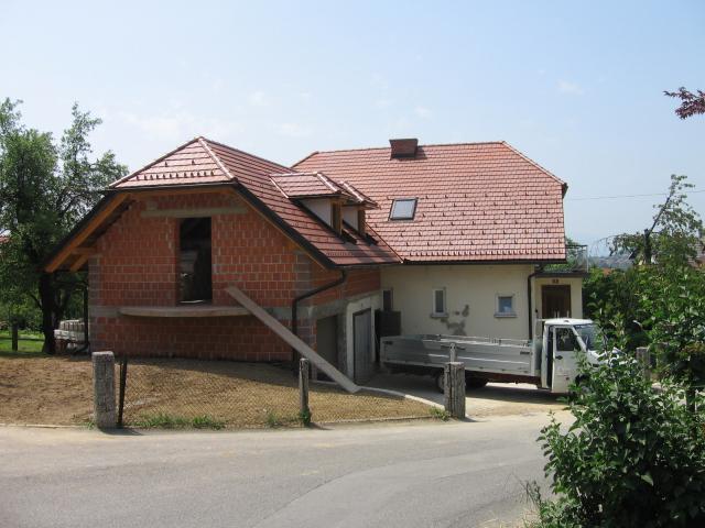 Streha novogradnja