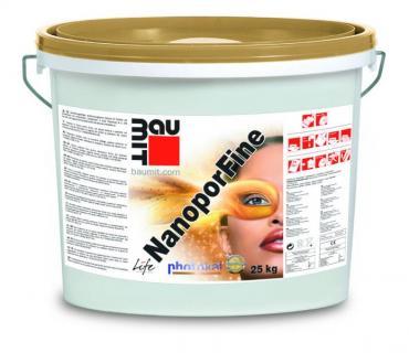 Baumit NanoporFine mineralni omet