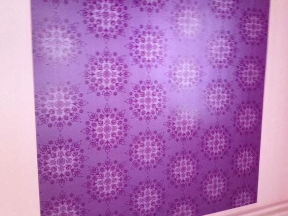 Vzorec na steni