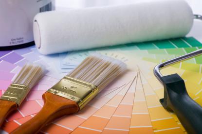 Barve v domu vplivajo tudi na celovito podobo