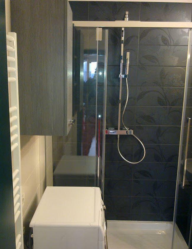 Prenova kopalnice, modena