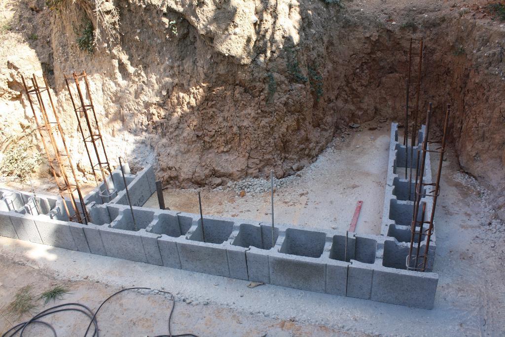 Podporni zidovi gradbeni tvo miha dov s p - Faire un mur de soutenement ...