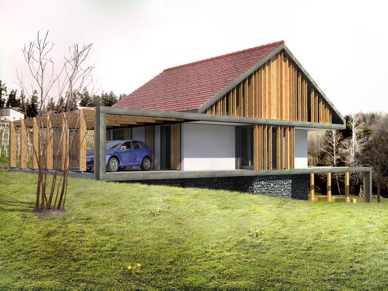 Prenova enodružinske hiše v Konjicah, GMT+1 arhitekti