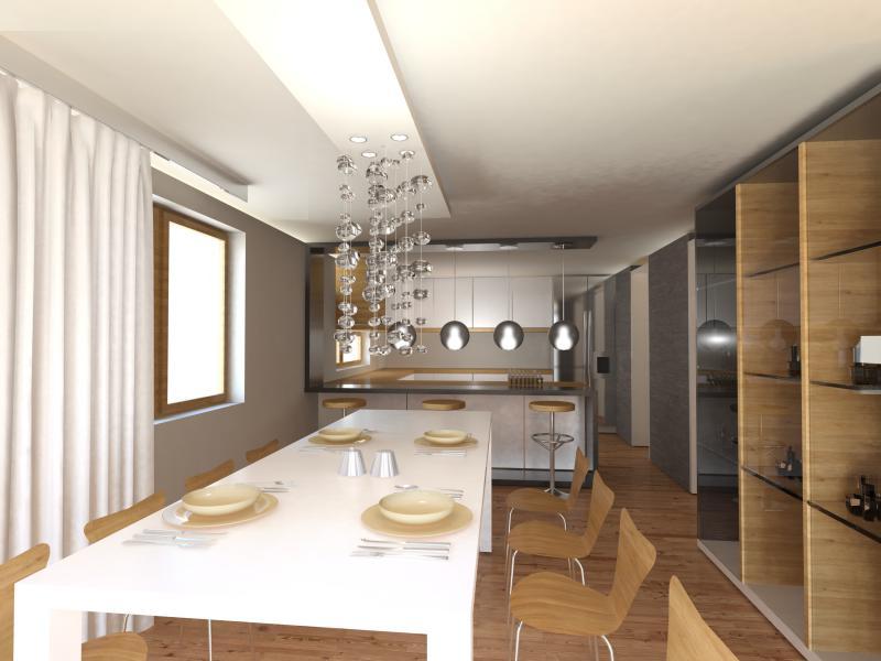 Interier hiše v okolici Maribora,  GMT+1 arhitekti