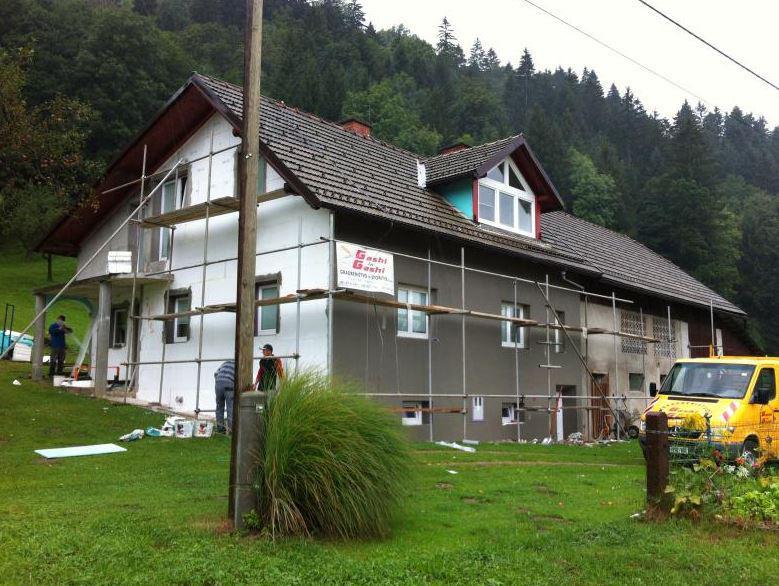 Prenova fasade