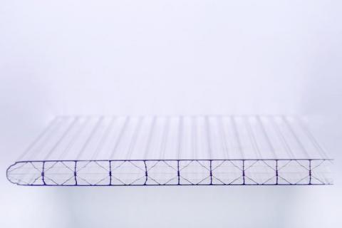 Lexan polikarbonatne plošče, transparentne
