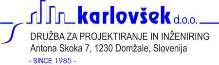 KARLOVŠEK d.o.o., Domžale