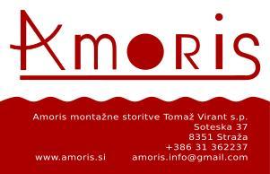 AMORIS Tomaž Virant s.p.