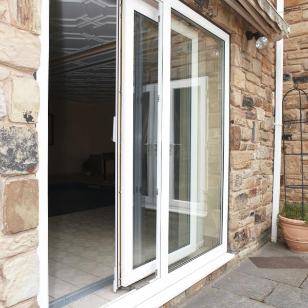Balkonska vrata - cena, vrste in dimenzije