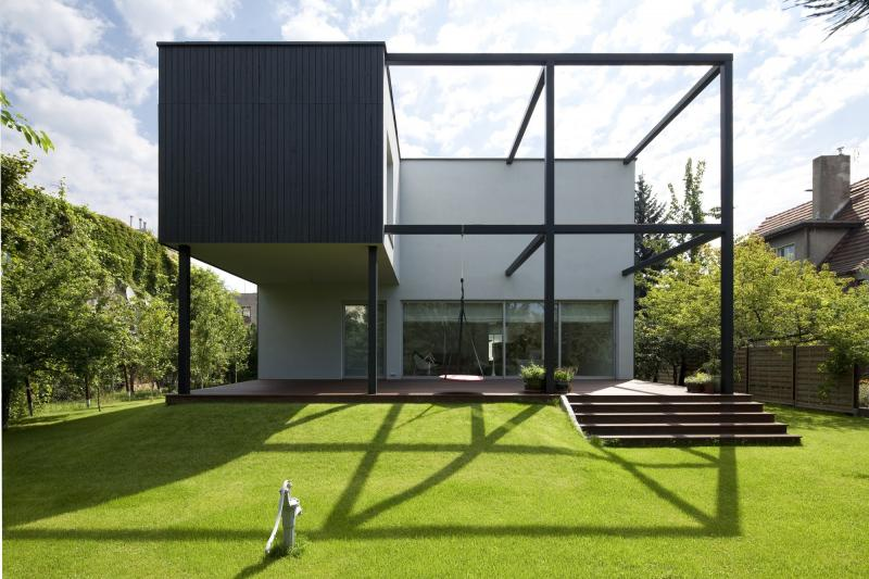 Oblika hiše, ravna streha ali dvokapnica?