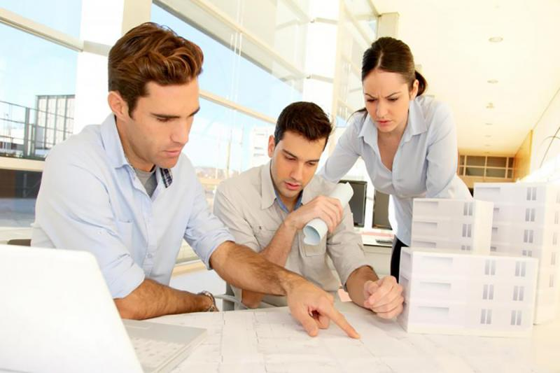 Dobro sodelovanje in komunikacija z arhitektom je prvi ključ do uspešne izvedbe projekta