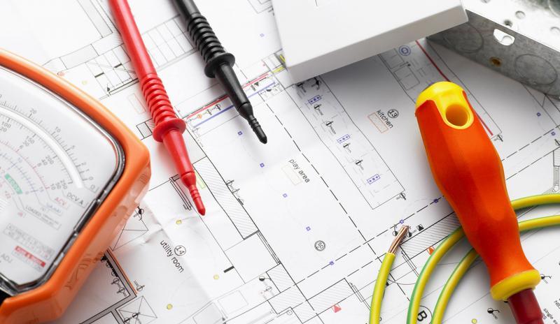 Načrt za električne in strojne inštalacije