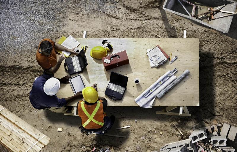 Vodenje in organizacija gradbišča