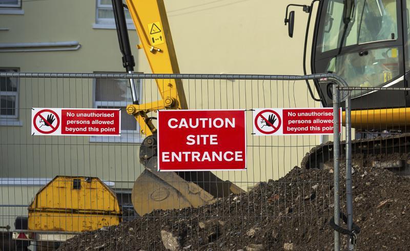 Urejenost gradbišča