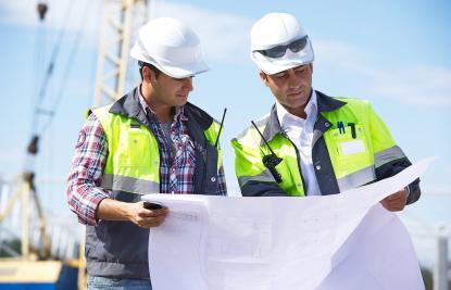 Delo gradbenega nadzornika