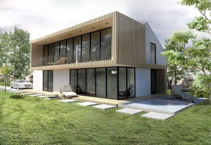 Arhitekturna vizualizacija
