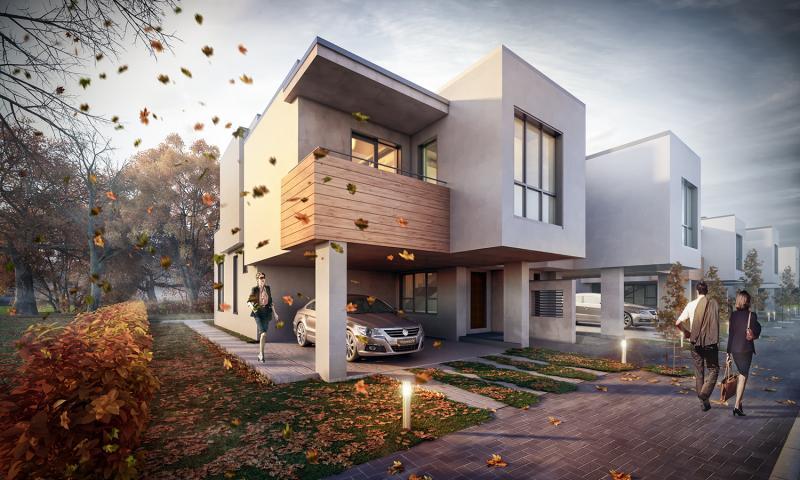 Kako izdelati arhitekturno vizualizacijo?