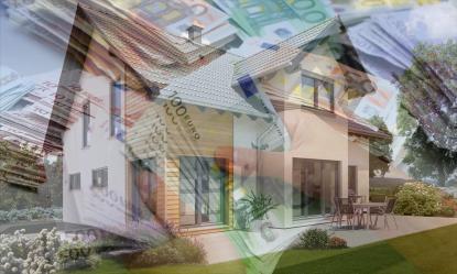 Cena montažne hiše