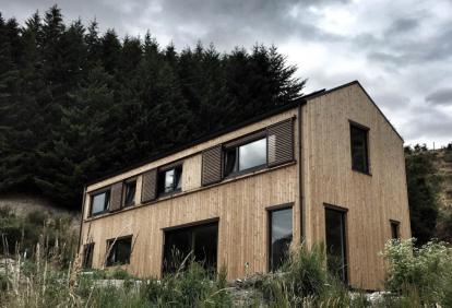 Pasivna montažna hiša in cena