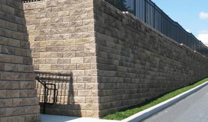 Vrste podpornih zidov