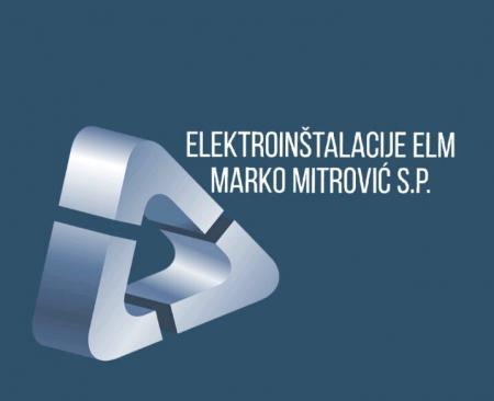 Elektroinštalacije ELM, Marko Mitrović S.p.