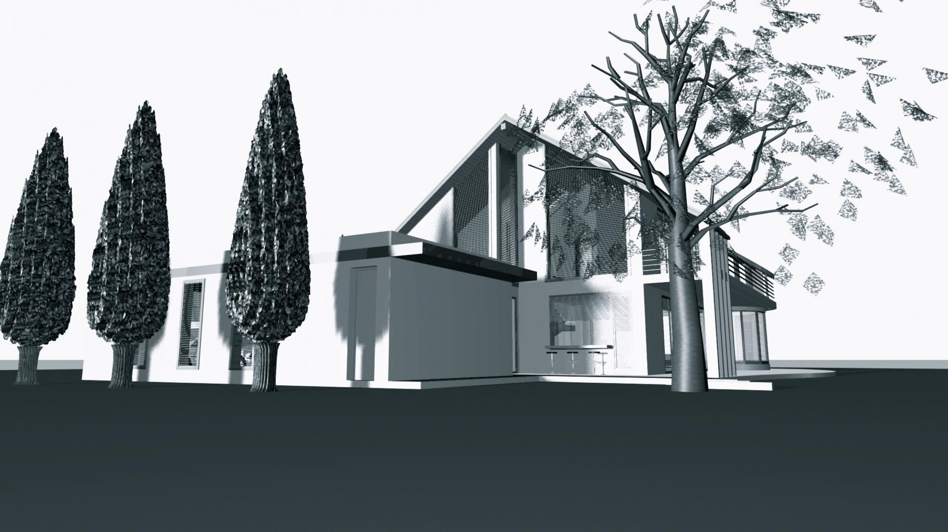 stanovanjska stavba