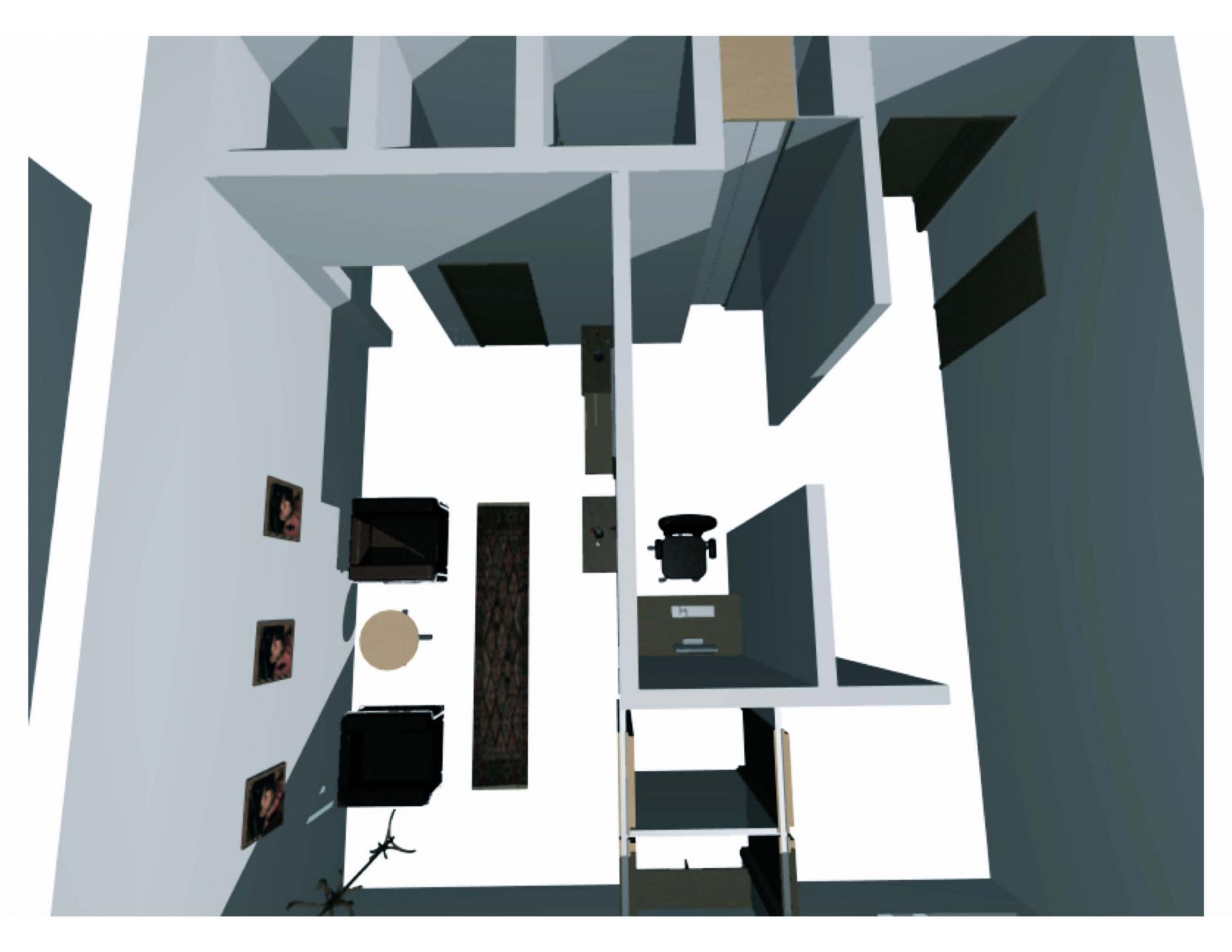 Javne zgradbe_predlog preureditve ordinacije