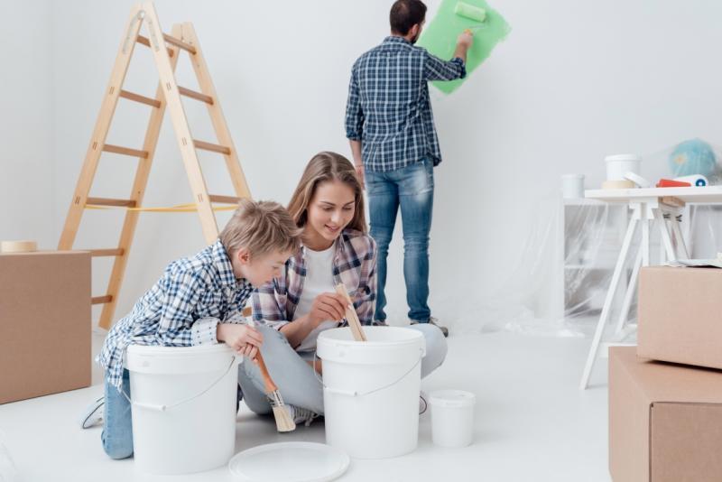 Finančni nasveti pri ustvarjanju doma
