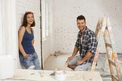 Prenova doma:kako sta Petra in Marko uresničila svoj projeka