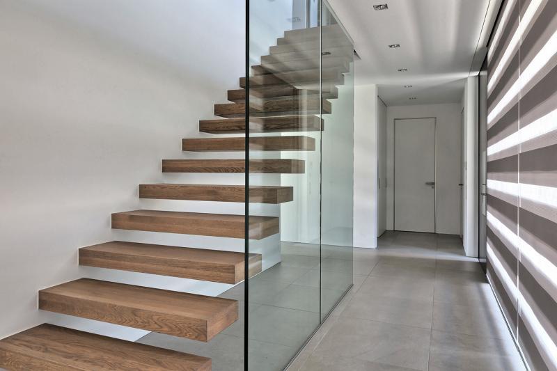 Izvedba notranjih stopnic