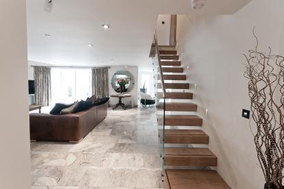 Kaj paziti pred vgradnjo notranjih stopnic?