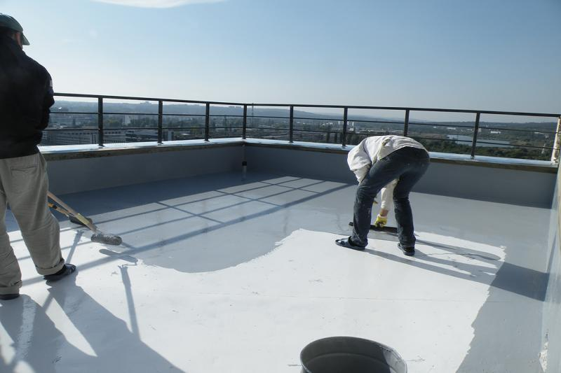 Hidroizolacija je bistvenega pomena za ustrezno zaščito celotne konstrukcije balkona