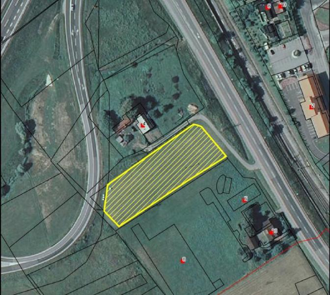 Izbira zemljišča, vir: www.hypoprodaja.si