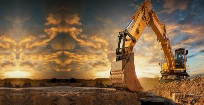 Cena izkopa gradbene jame
