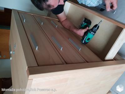 Dobava in montaža pohištva
