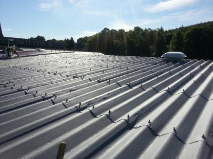 Azbestna streha in njena sanacija