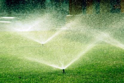 Vodni razpršilniki