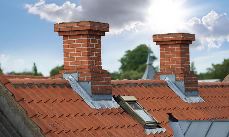Dimnik: premer dimne cevi in zidanje dimnika